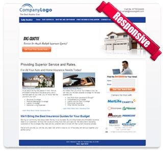 Insurance Web Pros, Insurance Website Templates, Insurance Websites