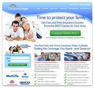 insurance web pros insurance website templates insurance websites