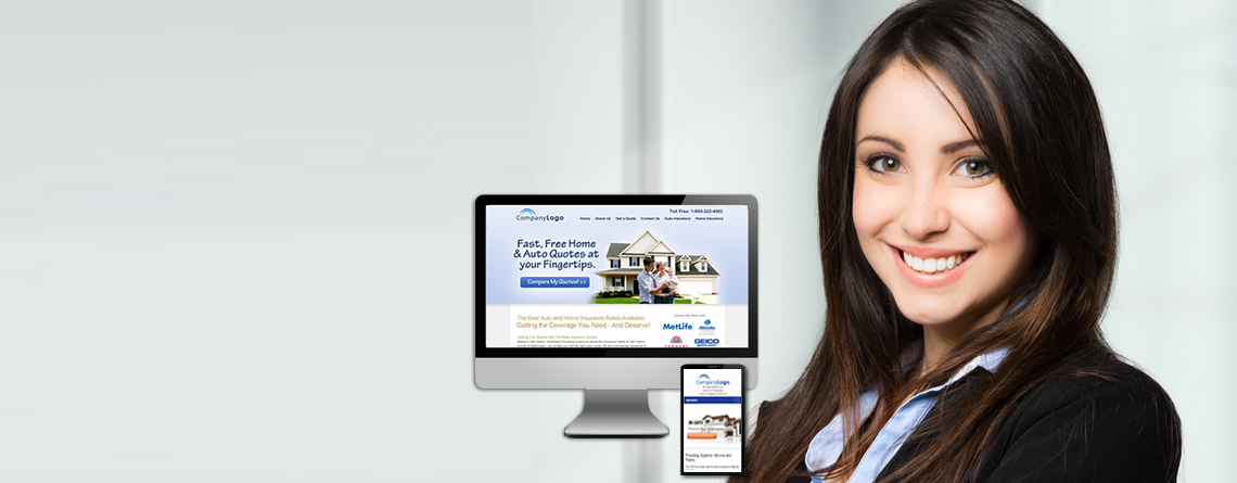 Insurance Web Pros - Premium, Customized Insurance Websites